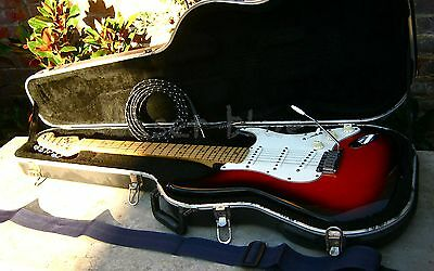 ✯SUPERB✯Vintage 1994 FENDER USA 40th Ann. American Standard STRATOCASTER ✯CLEAN!