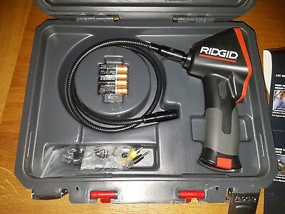 Ridgid micro CA-150 (36848) Hand-Held Inspection Camera CHEAPEST ON EBAY