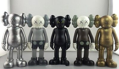 Original fake KAWS Dissected Companion Figure 20cm without Original Box