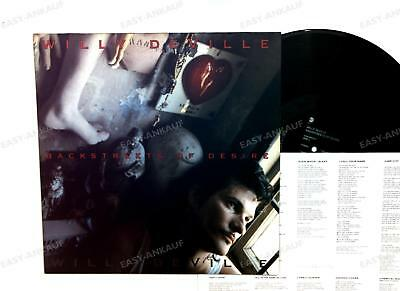 Willy DeVille - Backstreets Of Desire Europe LP 1992 + Innerbag /3