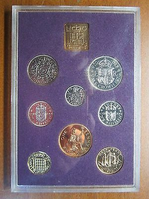 Great Britain Proof Set 1970  Hard Cover