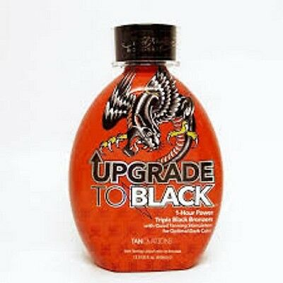 Brand New Devoted Creation ED HARDY EH Upgrade to Black 13.5 oz Tanning lotion
