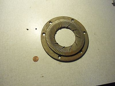 JABEZ No.12 Coffee Machine Grinding Plate 12G12