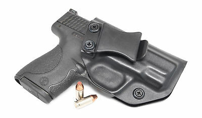 Concealment Express: Black KYDEX IWB Gun Holster