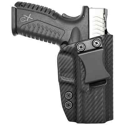 "Concealment Express Springfield XD-M 3.8"" 9mm IWB KYDEX Holster"