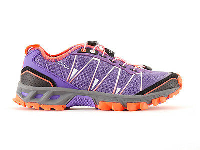 CMP Casual shoes Hiking shoes Trainers Atlas Trail purple Nubby sole