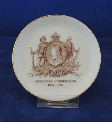 Royal Doulton Coaster Centenary Of Federation 1901-2001 Limited Edition Boxed #1
