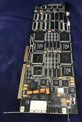 D44906-001 - Intel Dialogic IT SPAN ISA Voice Processing Media Board 04-1607-001