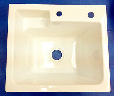 Full Ceramic White Laundry Basin Was $200  Now $149 Only