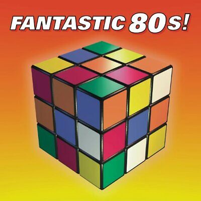 Various Artists - Fantastic 80's Vol.1 [Double CD] - Various Artists CD VAVG The