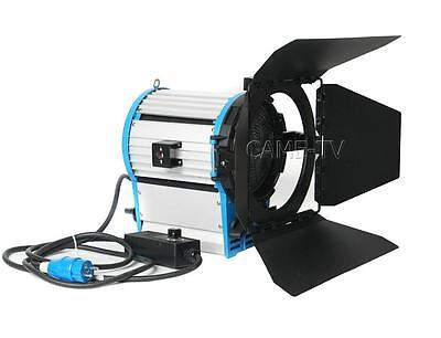 -Pro As ARRI 2000W Fresnel Tungsten Light + Dimmer Built-In Lights