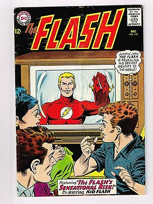 DC The Flash #149 VG