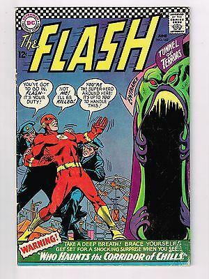 DC The Flash #162 VG