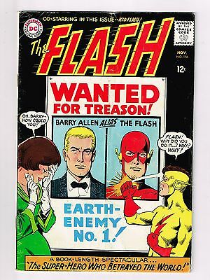 DC The Flash #156 G / VG