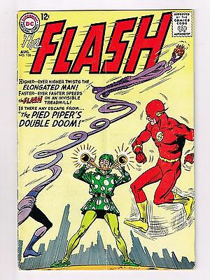 DC The Flash #138 VG