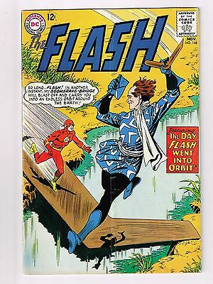 DC The Flash #148 VG