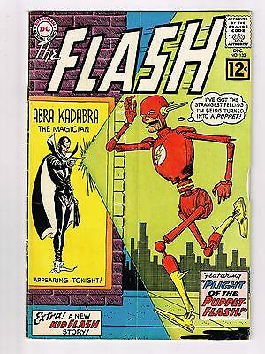 DC The Flash #133 VG