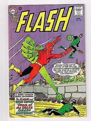 DC The Flash #143 VG
