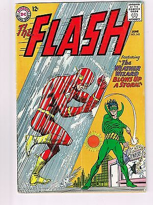 DC The Flash #145 VG