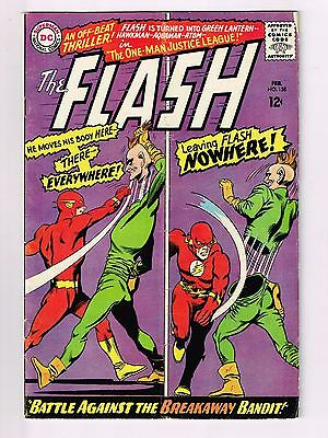 DC The Flash #158 VG