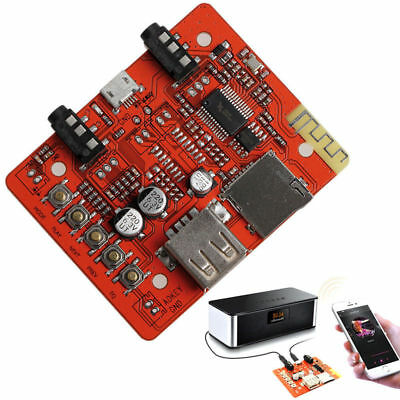 Hot 5V WI-FI Wireless Receiver Board Module Bluetooth Audio For Amplifier Stereo