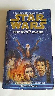 Star wars heir to the empire by Timothy Zahn volume 1