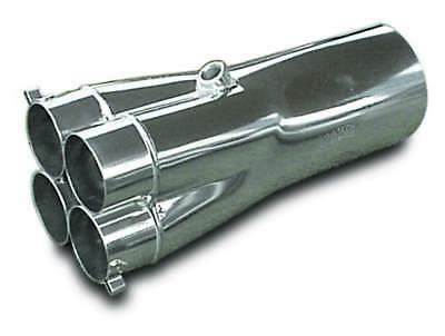"""Dynatech Slip-On 4 x 2-3/8"""" Primary Tubes Collector P/N 783-81246"""