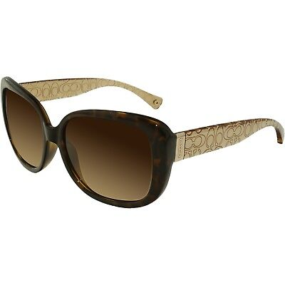 Coach Women's Laurin Butterfly Sunglasses HC8076-515213-56