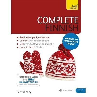 Complete Finnish Book and CD Pack: Teach Yourself (Mixe