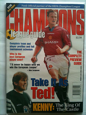 MINT 1997/98 Champions League Guide Issue 1
