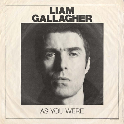 DIGITAL DOWNLOAD: LIAM GALLAGHER AS YOU WERE (DELUXE EDITION), not CD, 15 TRACKS