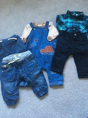 Lovely Next 3-6 Months Boys Bundle