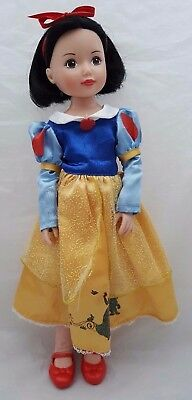 "Zapf Creation Disney Snow White Articulated 14"" Doll"