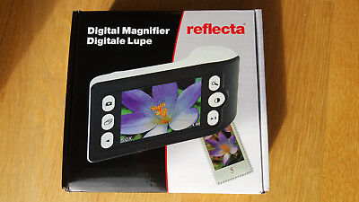 Digitale Lupe Reflecta / Digital Magnifier