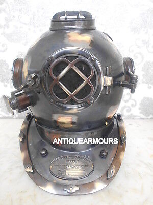 Collectables Diving Helmet Nautical Us Navy Diving Divers Helmet Reproduction