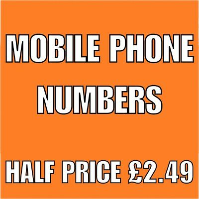 Mobile Phone Numbers Sim Card Gold Vip Business Diamond Now Less Then Half Price