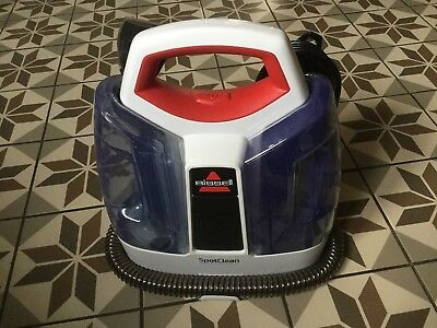 Bissell SpotClean Used Twice Carpet & Upholstery Cleaner 3698E £120 from Bissell