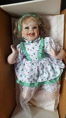 "The Hamilton Collection ""Shannon"" Heritage Doll, **Still in Original Packaging**"