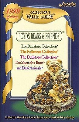 Boyds Bears and Friends Collector's Value Guide for The Bearstone...