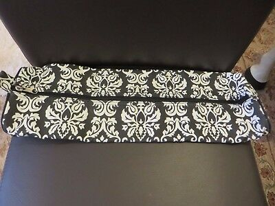 Great quality Black and White Knitting Bag