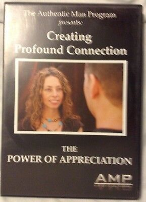 AMP - Authentic Man Program: Creating Intense Attraction - The Power Of Presence