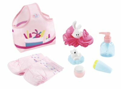 Baby Born Bathtime Wash And Go Accessory Set Brand New In Pack 823606