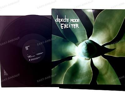 Depeche Mode - Exciter GER 2LP 2001 FOC + Innerbags Top! /2
