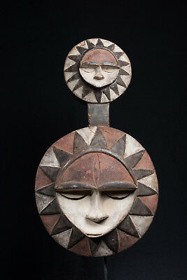 Eket Mask, Nigeria, African Tribal Arts, African Masks