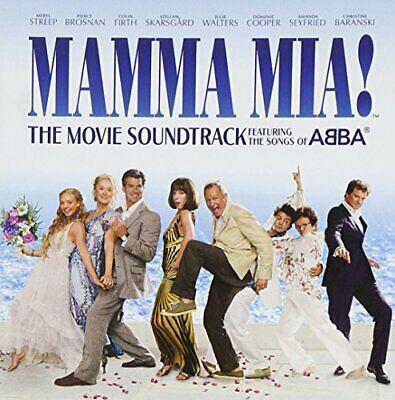 Cast Of Mamma Mia The Movie - Mamma Mia... - Cast Of Mamma Mia The Movie CD BOVG