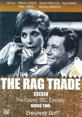 The Rag Trade - The Complete BBC Series 2 [DVD] - DVD  6QVG The Cheap Fast Free