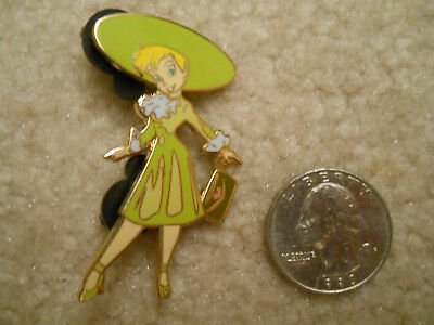 Disney Shopping Exclusive 2006 Tinker Bell In Suit LE 250 Pin
