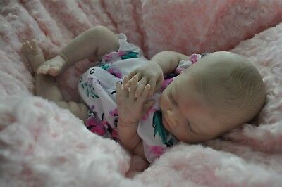 Reborn Newborn Baby Girl Doll Londyn Bountiful Baby