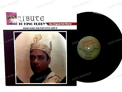 King Tubby Tribute To King Tubby's The Original Dub Master..Part II LP 1989 /4