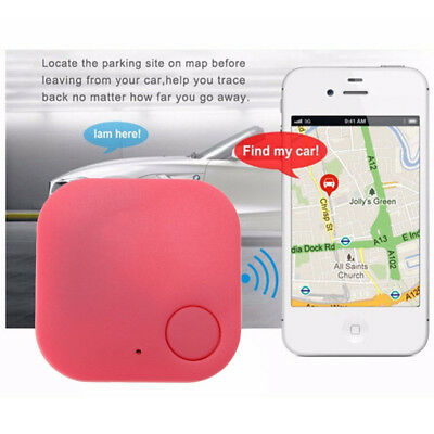 Smart Finder Bluetooth Tracer GPS Locator Device Car Pets Kids Motorcycle Track